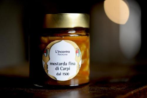 Mostarda Fina Dei Pio